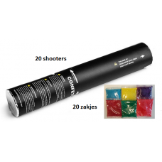 20x Holipoeder shooters + 20x 100 gram holipoeder