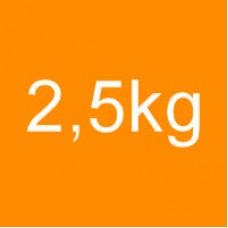 Holi Poederverf 2.5kg Oranje