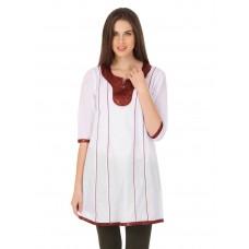 Holi color feest kleding wit