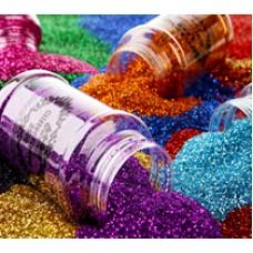 Glitter Shakers - 7 kleuren set