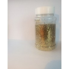Glitters goudkleur, Pixie dust, 250 gram