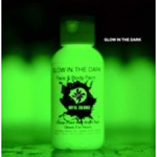 Glow in the Dark Face & Body Paint Groen