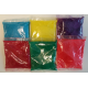 STUDENTEN actie - 300 zakjes kleurpoeder in 6 kleuren