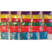 30 zakjes Holi kleurpoeder ACTIE