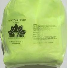 UV verfpoeder - 2.2kg neon geel